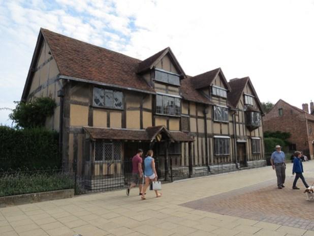 Sratford-upon-Avon