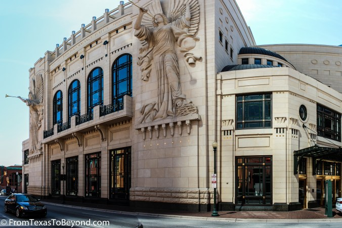 Bass Performance Hall From Texas To Beyond
