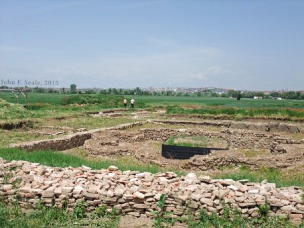 Day Trips from Prishtina - The Ruins of Ulpiana, Possibly the Oldest Discovered Christian Church in Europe