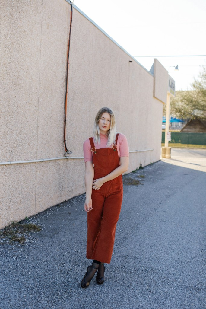 From Texas with Love - Lykke Wullf Dusty Overalls