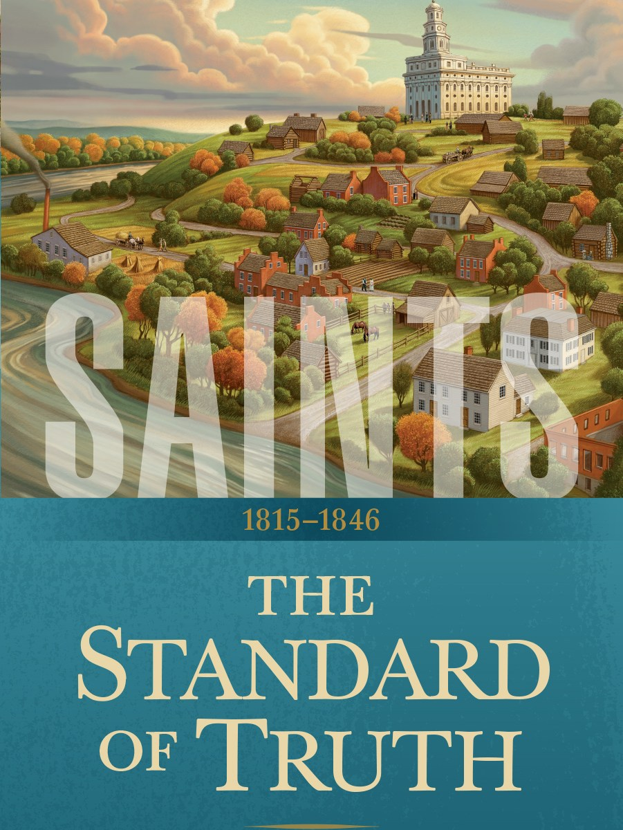 Saints Editor Discusses New History Of The Church Of Jesus Christ