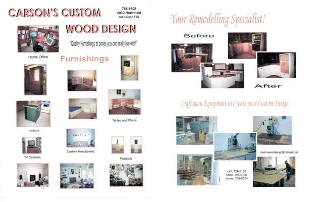 Some Brochure Samples