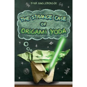 Interview With Origami Yoda Author Tom Angleberger