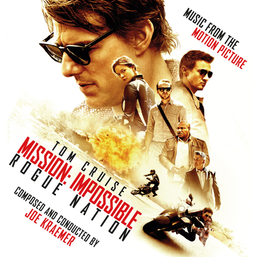 Soundtrack Mission Impossible Rogue Nation