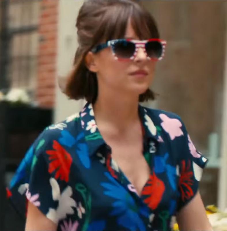 Sunglasses Dakota Johnson in How to Be Single (2016)