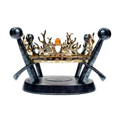 The Royal Crown of the Houses Baratheon and Lannister