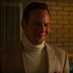 Turtleneck sweater Patrick Wilson in A Kind of Murder (2016)