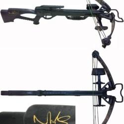 Daryl Dixon's crossbow in The Walking Dead