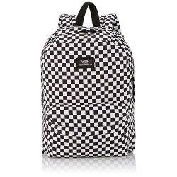 Black and white checkered backpack Aubrey Plaza in Ingrid Goes West (2017)