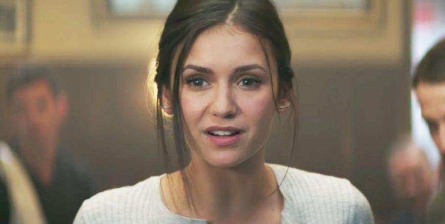 Ear Climber Crawler Earrings Nina Dobrev in Flatliners (2017)