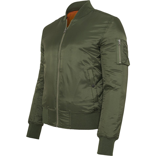 Green bomber jacket Rhenzy Feliz (Alex Wilder) in Runaways