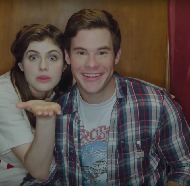 Aerosmith T-Shirt Adam Devine in When We First Met (2018)