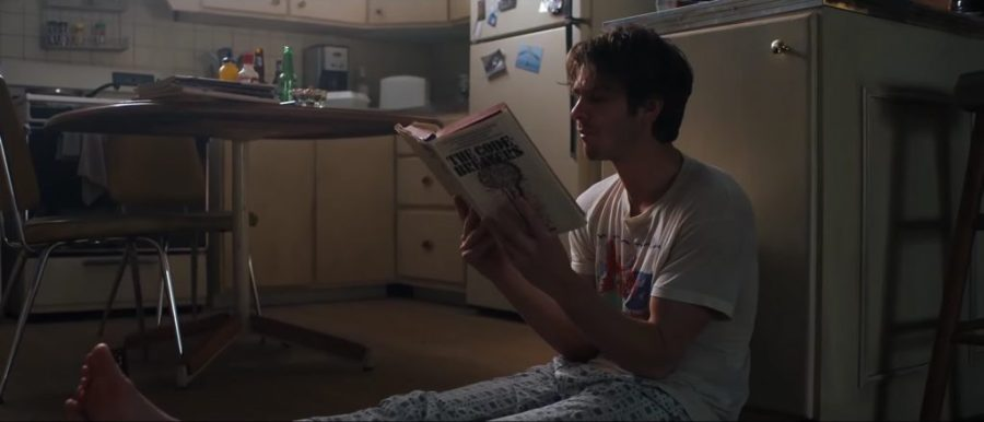 Book Andrew Garfield in Under the Silver Lake (2018)