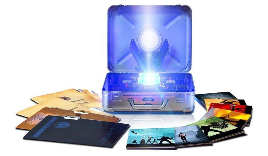 Marvel Cinematic Universe: Phase One 10-disc Blu-ray Box Set