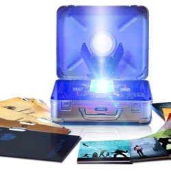 Marvel Cinematic Universe: Phase One 10-disc Blu-ray Box Set