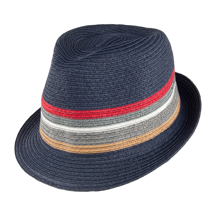 Straw Trilby Hat Jacob Batalon in Spider-Man: Far From Home (2019)