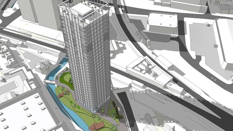 Developer appeals rejection of 34 storey Lewisham tower