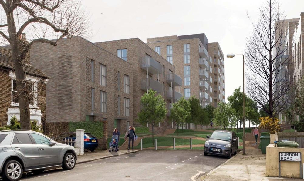 Plans in for 341 homes in Charlton at Synergy development