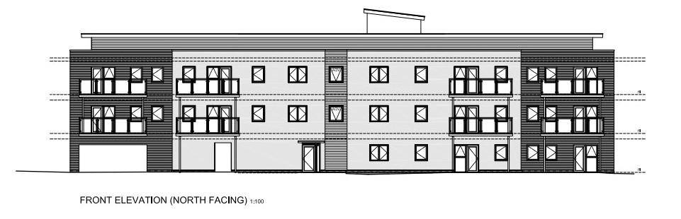Twenty five new flats coming to Bexleyheath