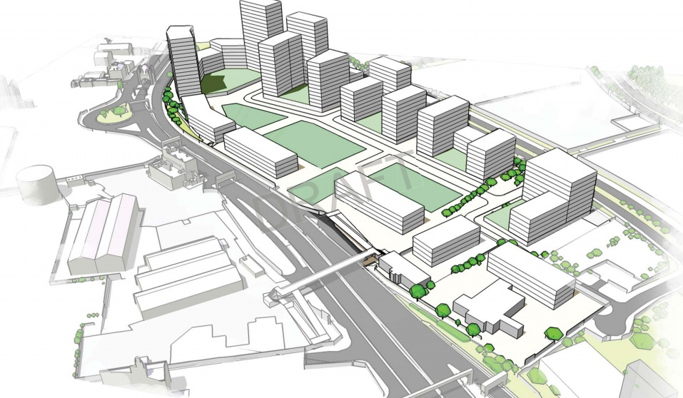 Greenwich gasholder plans part 2: Silvertown tunnel will mean large drop in possible homes