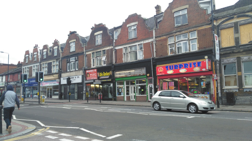 Plumstead High Street building used as flats for years without permission