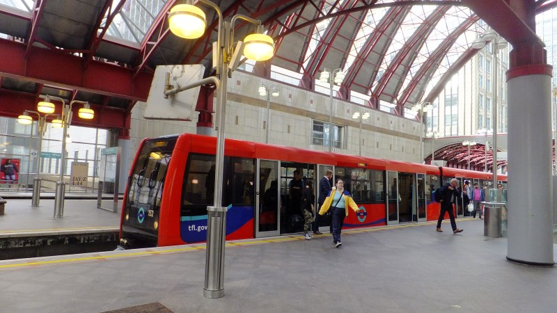 DLR depot expansion for new trains to be approved next week