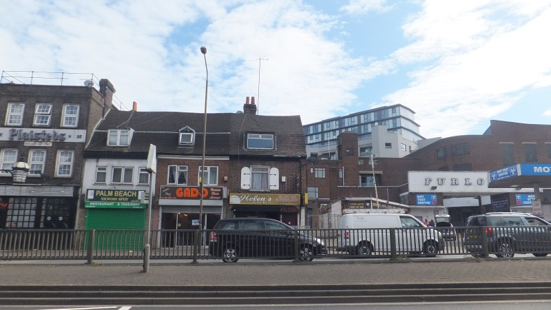 Town centre tower plan surfaces again in Woolwich