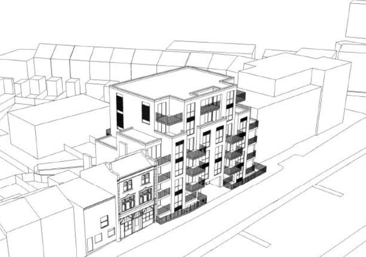 1600 new homes planned at 'One Woolwich'