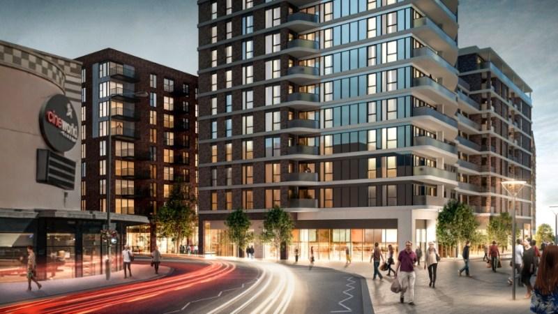 Bexleyheath's 518-home town centre scheme in for planning