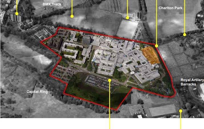 100 beds planned at Queen Elizabeth hospital extension in Woolwich