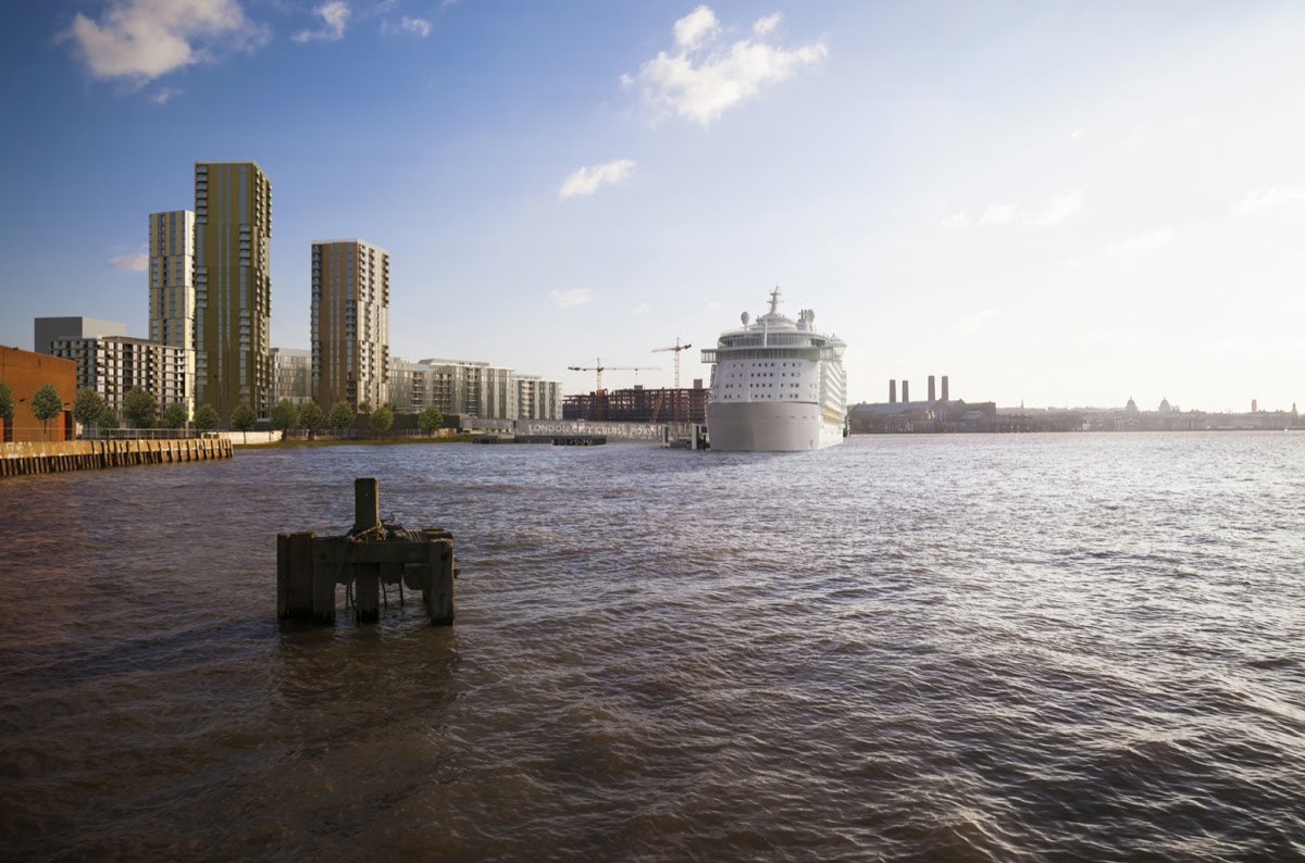 Greenwich cruise terminal plan formally scrapped as new owners takeover