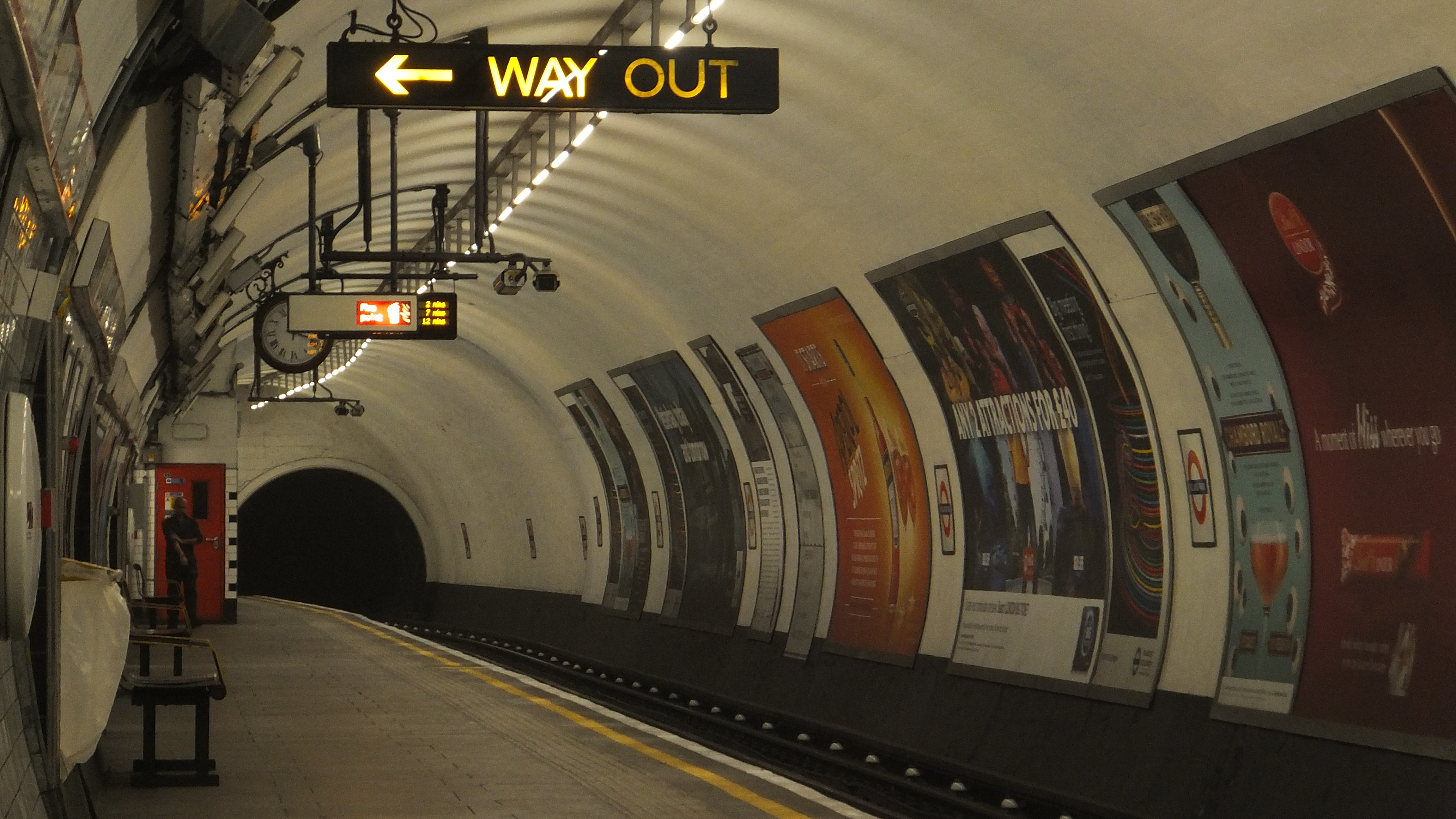 Going down the tube? Why are Transport for London passenger numbers stagnating?