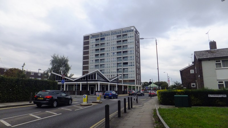 Is Abbey Wood's town centre to be pulled down?