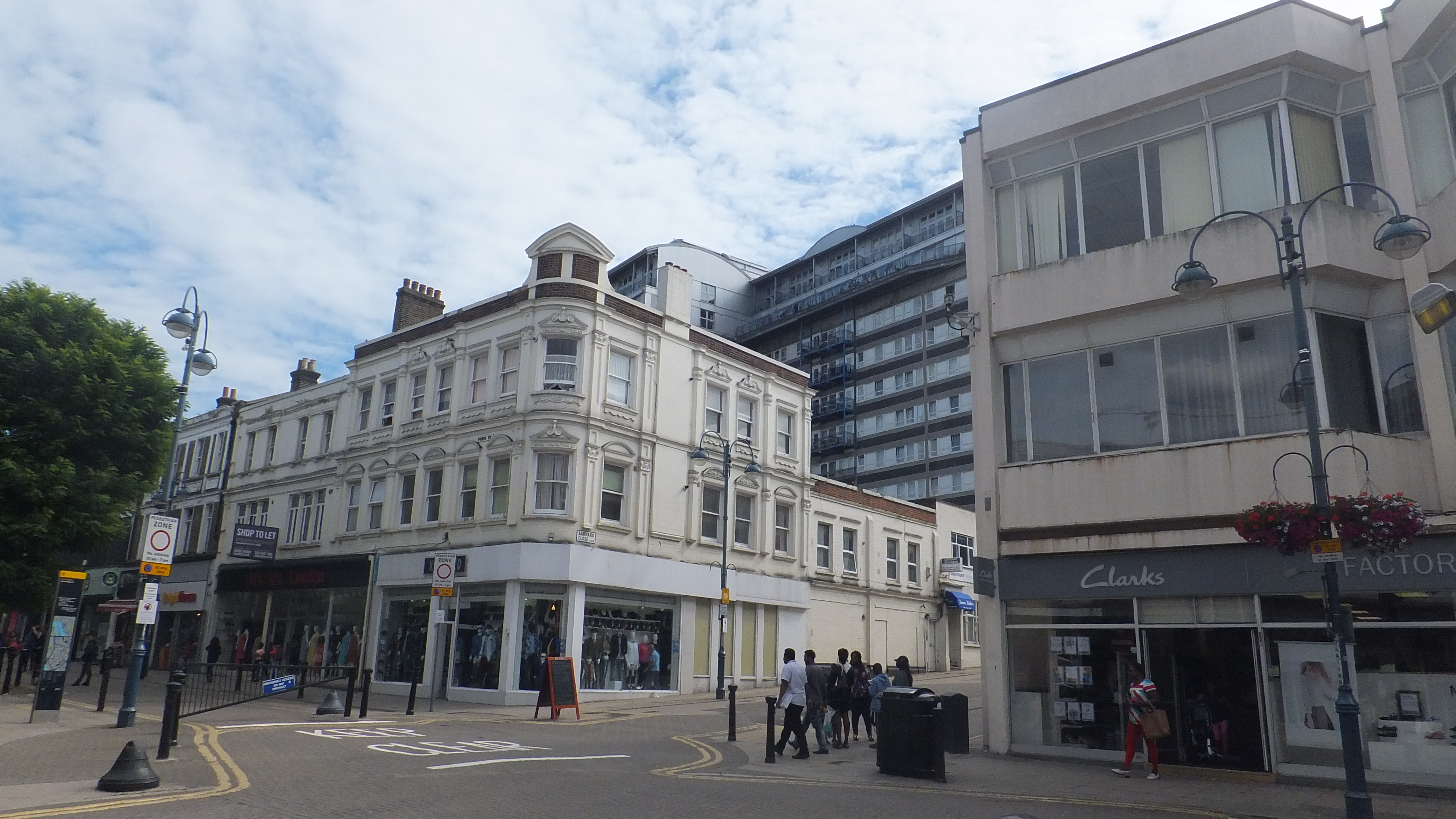 56 Woolwich town centre shops purchased by one of UK's largest developers