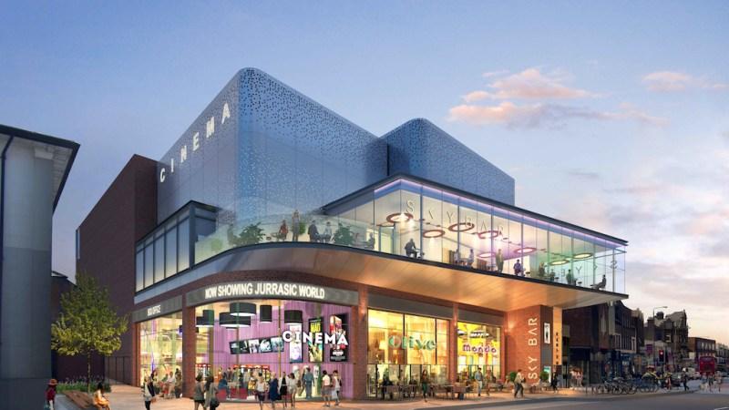 Eltham cinema skybar set for approval next week