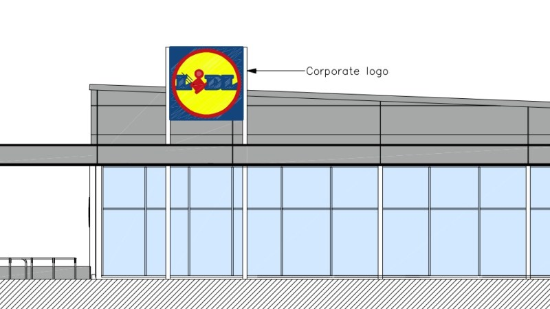 Lidl to demolish and rebuild Foots Cray store near Sidcup
