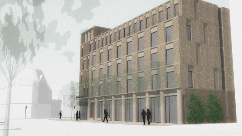 Holiday Inn hotel planned at Forest Hill co-op site