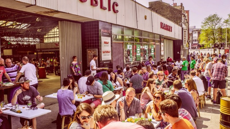 Street Feast Woolwich extend opening times to Sunday as other places open