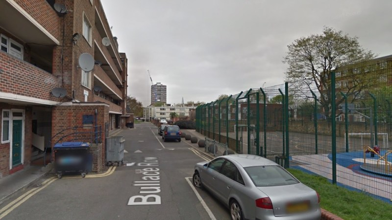 Four men stabbed in Camberwell