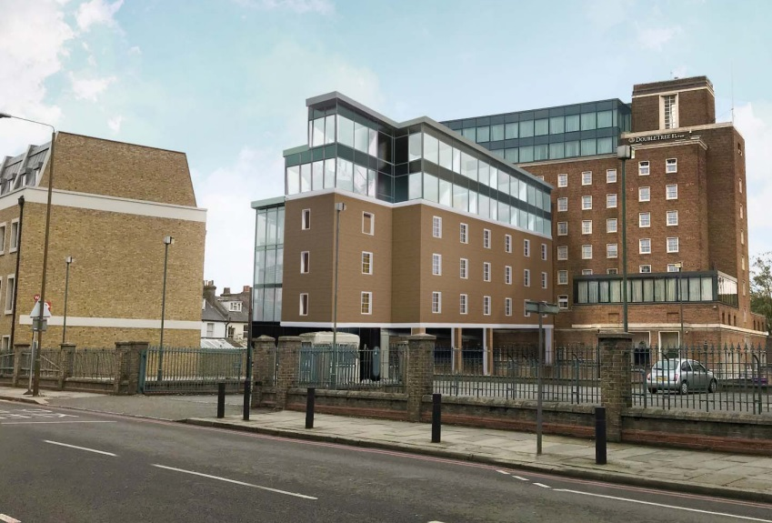 Greenwich Hilton hotel to see expansion under new plans