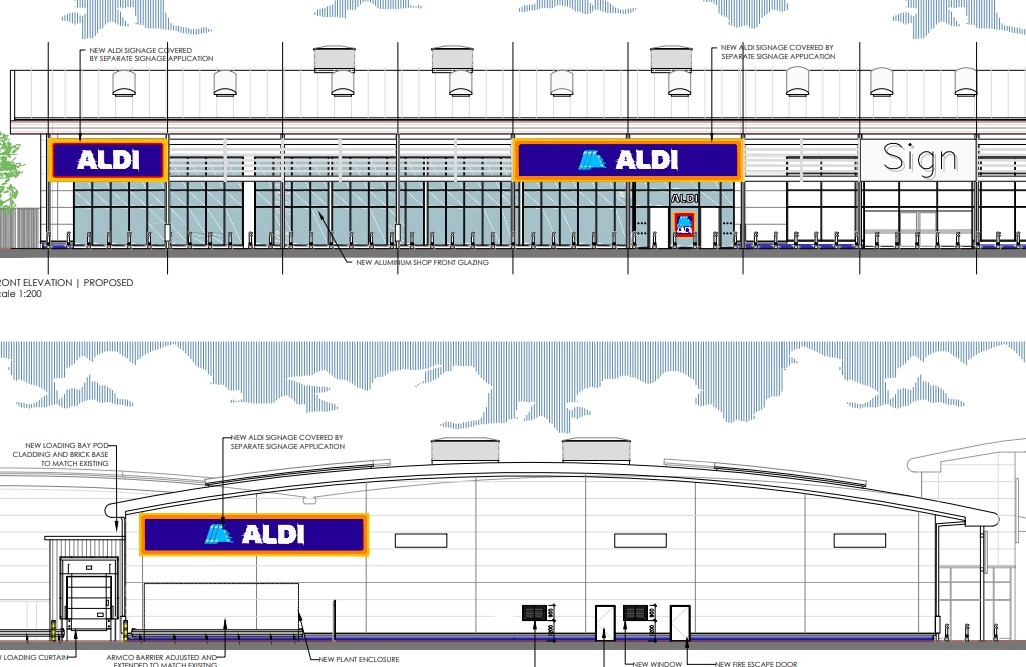 Aldi look to take on former Toys 'R Us store in Sydenham