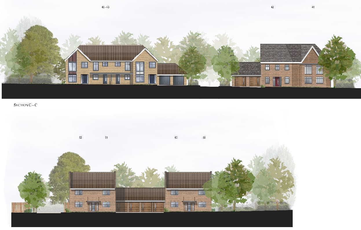 Plans in for 72 homes in Sidcup