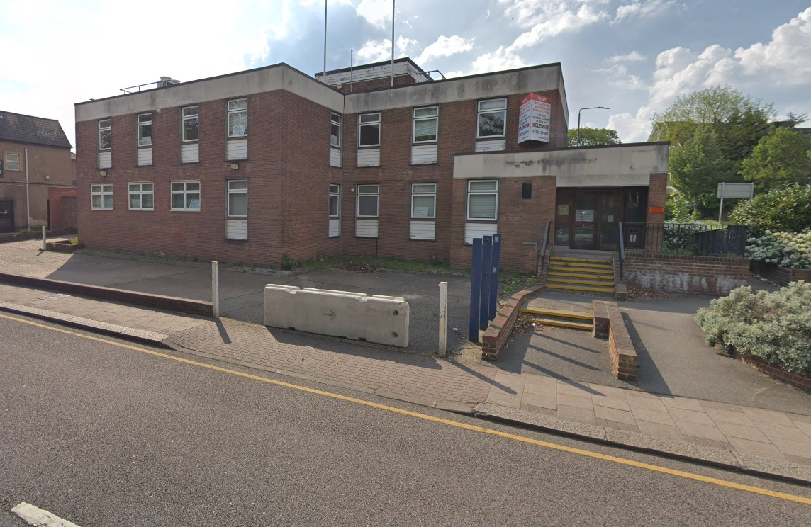 Flats planned for former Belvedere police station site