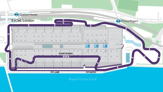 Formula E Grand Prix coming to Royal Docks
