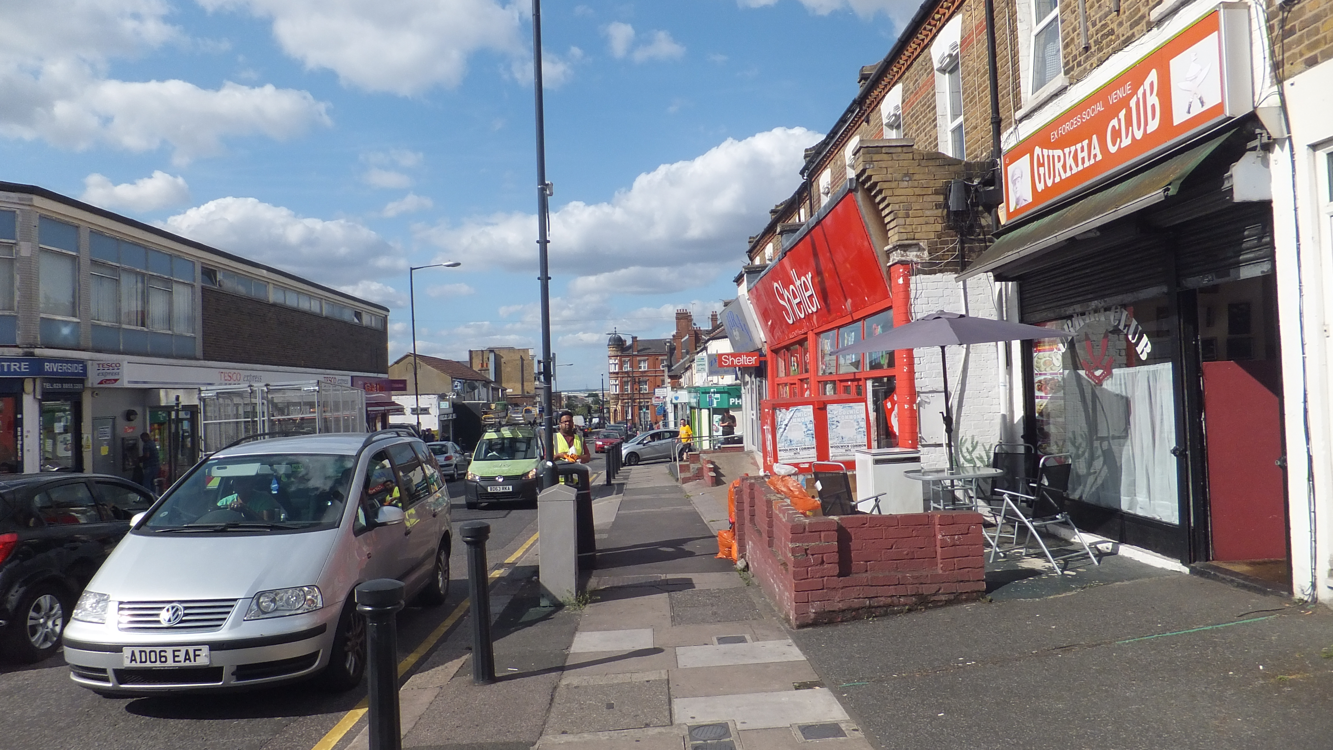 """Man """"attacked near Plumstead fire station"""""""