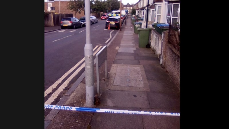 Fatal shooting in Plumstead