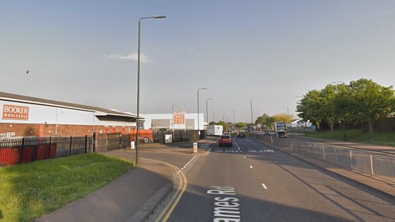 Fatal crash in Crayford