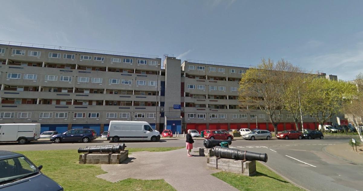 Three children found living in Thamesmead garages