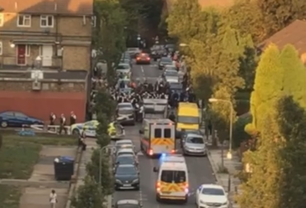 Police launch appeal after Woolwich disorder with arrests rising to eight