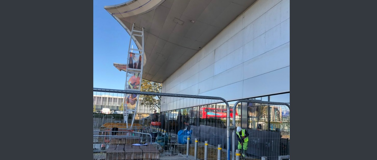 Work underway on new Charlton Lidl store